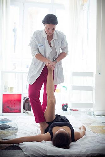 Técnicas de Fisioterapia en Cartagena Globalkiné